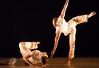 танцы современная хореография